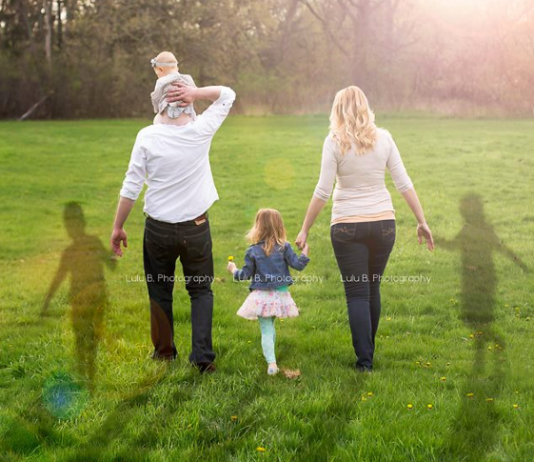 Weil wir für immer eine Familie sind…