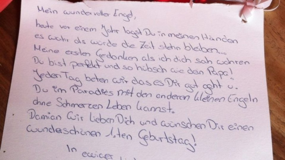 Acnl Briefe Von Mama : Brief einer mama an ihr sternenkind echte mamas
