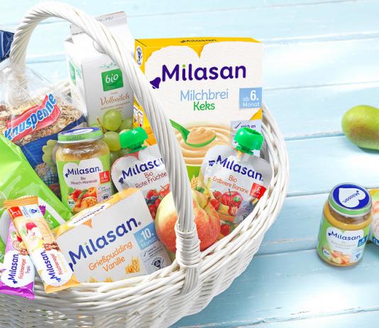 Aldi Süd nimmt Baby-Produkte neu ins Sortiment auf