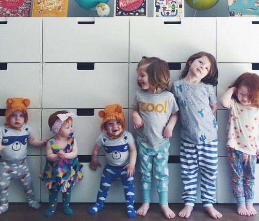 Sechs Kinder in vier Jahren! 22-Jährige bekommt Frühchen-Drillinge