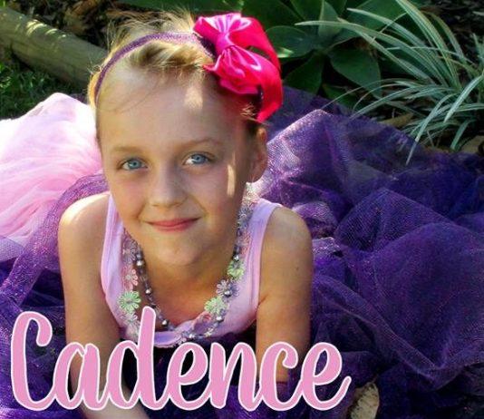 """Cadence, 8 Jahre, sucht eine """"autistische Fee"""" und findet die Feen-Königin!"""