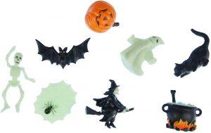 Gruselige Gummitiere für die Halloweenparty