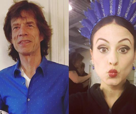 73 Jahre alt und zum 8. Mal Vater: Mick Jaggers Freundin (29) bekommt Sohn