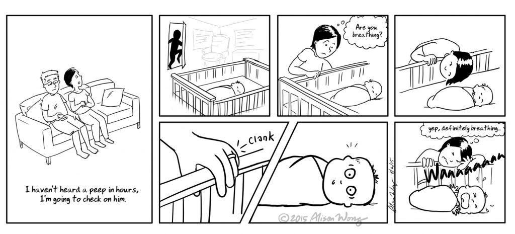 Alison Wong / New Mom Comics: newmomcomics.com