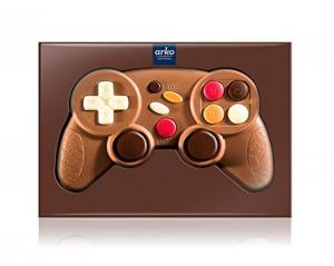 Schoko-Spielkonsole von Arko Confiserie
