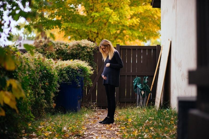 Haare blondieren Schwangerschaft Studie