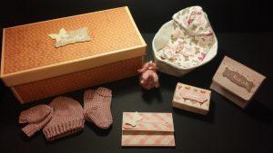 © Stilles Wunder - So sieht eine Abschiedsbox für ein Mädchen aus