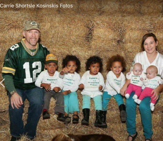 Verrückter Zufall: Diese Eltern haben drei Zwillingspaare, die alle am gleichen Tag Geburtstag haben
