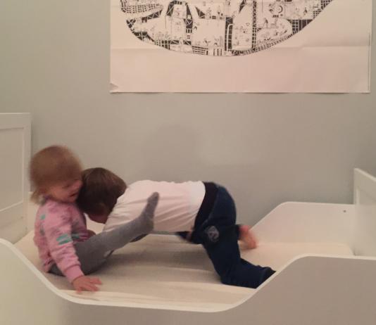 """Eine Mama gesteht: """"Die Zubettgehzeit ist bei mir ein einziges Chaos"""""""