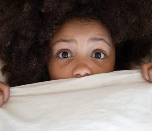 Nächtlicher Schrecken: Alpträume bei Kindern