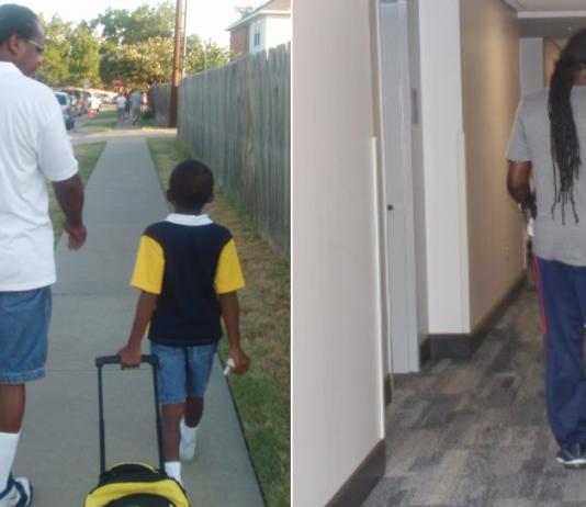 Tolle Idee: So bedankt sich ein Sohn bei seinem Papa