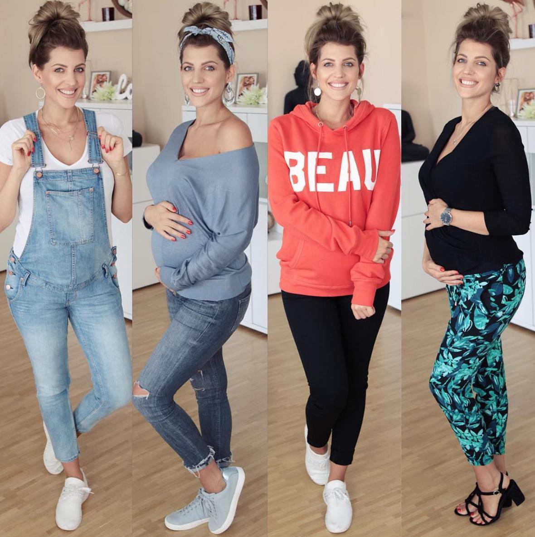 Tolle Outfit Ideen Für Deine Schwangerschaft Von Sarah Nowak Co