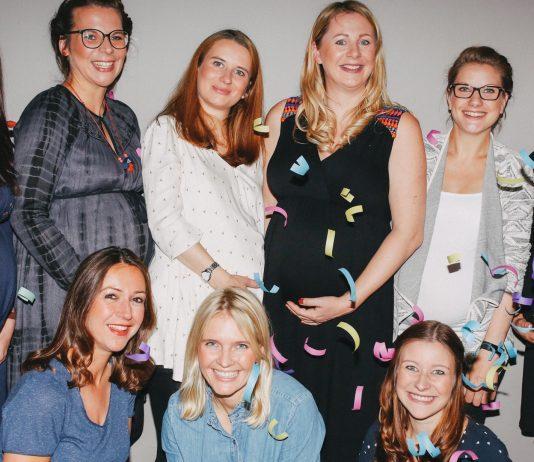 Jede Bald-Mama sollte so eine Babyshower haben! LILLYDOO feiert in Berlin