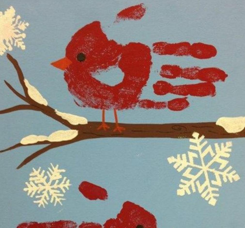 Bastel Geschenke Tolle Ideen Für Hand Und Fußabdruck Bilder
