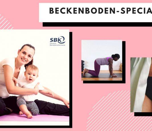 Beckenboden-Special: Wichtige Infos in einem PDF zum Download!