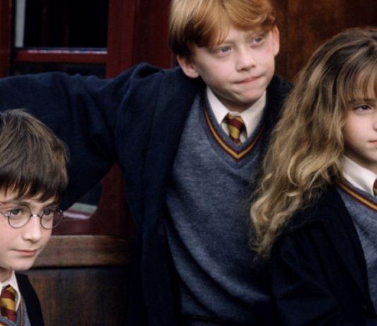Harry Potter, Ron Weasley und Hermine - Harry Potter liefert viele Ideen für Vornamen
