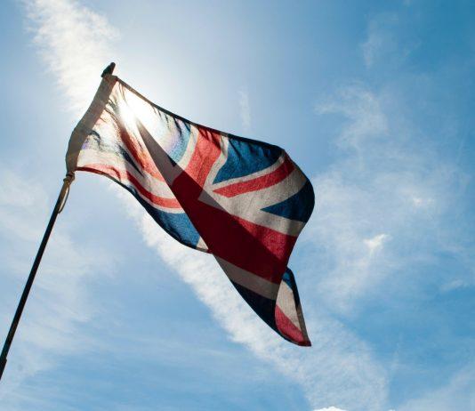 Britische Flagge: Englische Vornamen können auch in Deutschland funkitonieren