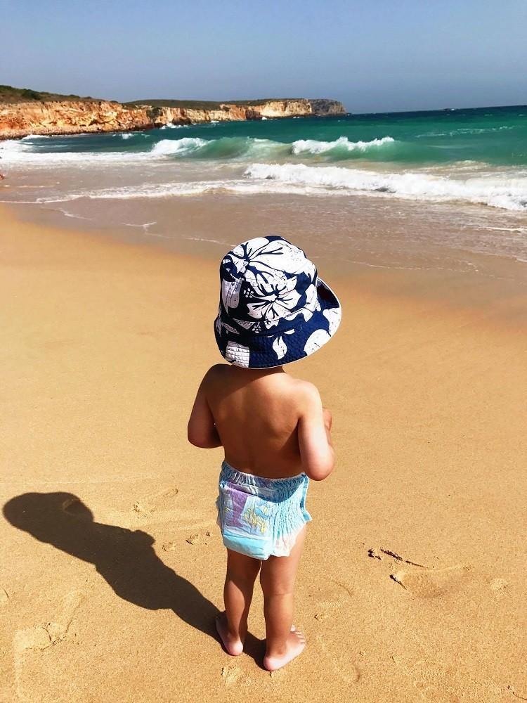 Urlaub im Herbst mit Kindern - in der Algarve in Portugal ist es im Oktober warm