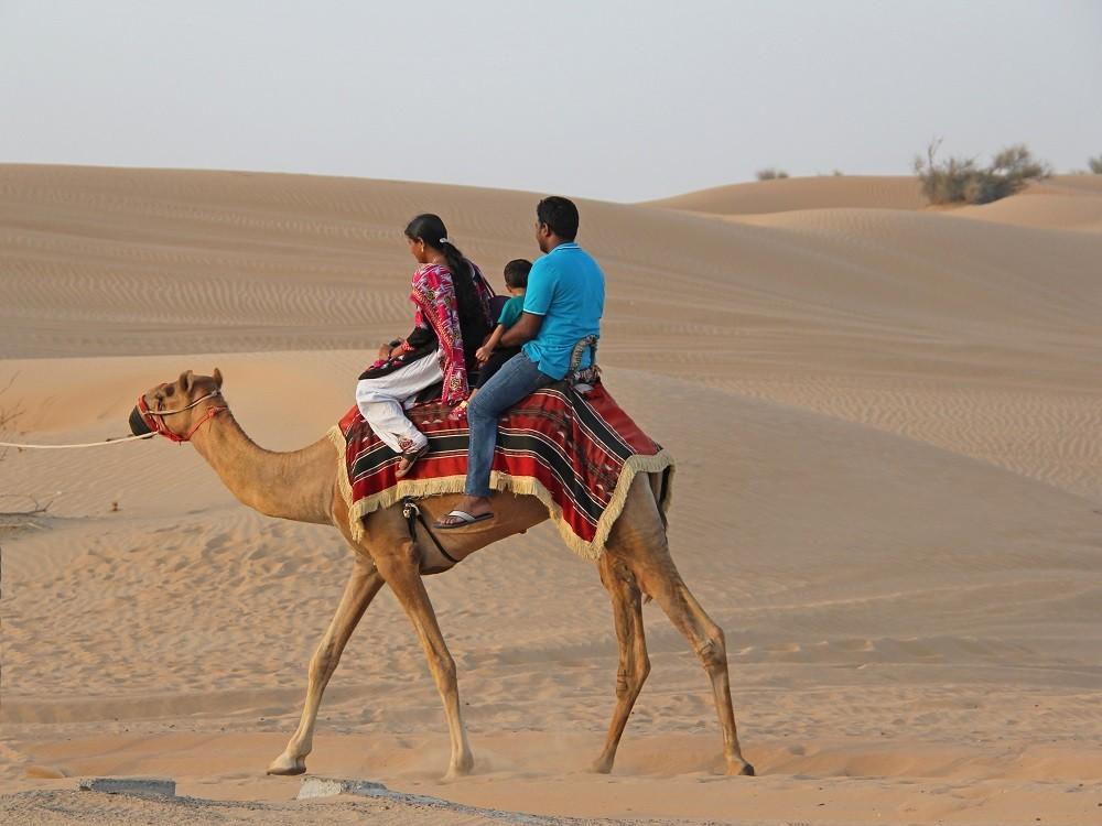 Dubai als Tipp für einen warmen Urlaub im Winter und Januar mit Kindern