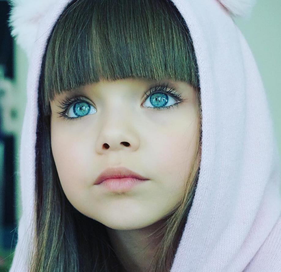 Anna Knyazeva Ist Das Schönste Mädchen Der Welt Echte Mamas