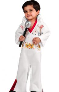 Elvis-Kostüm für Kinder zum Karneval