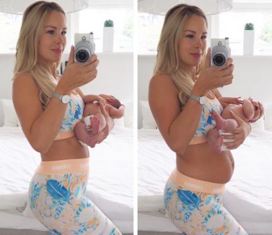 Endlich! Diese Mama enthüllt die Tricks scheinbar perfekter After-Baby-Bodys