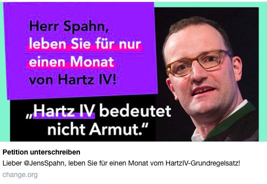 """""""Jens Spahn, ihre Aussage tat mir weh."""" Was Mamas von den Hartz IV-Äußerungen des Politikers halten"""