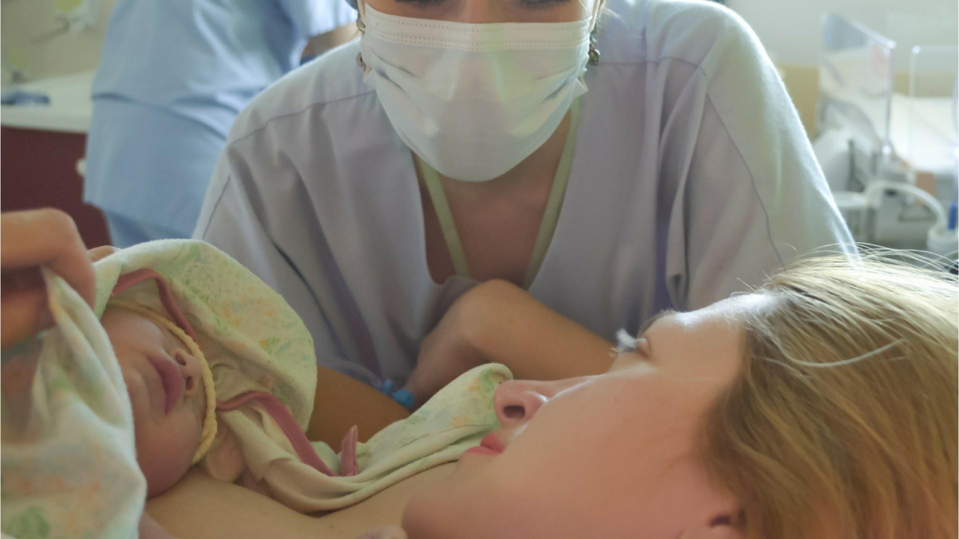 Hand-Fehlbildung bei Neugeborenen