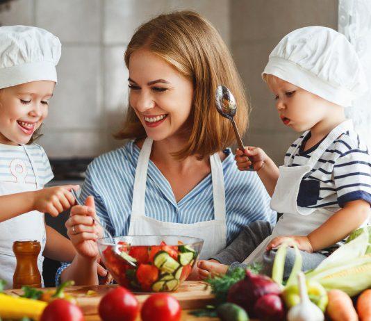 Studie: Gesunde Ernährung macht Kinder nicht nur fit – sondern auch glücklich
