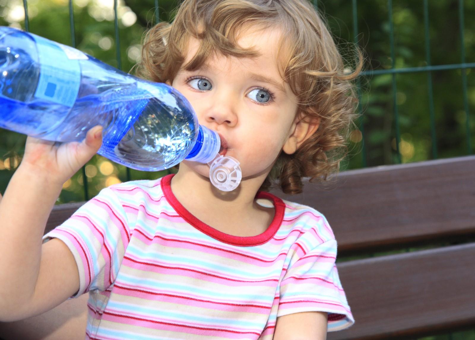 Kleinkind Will Nicht Trinken