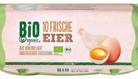 Salmonellen in Bio-Eiern: Großer Rückruf!