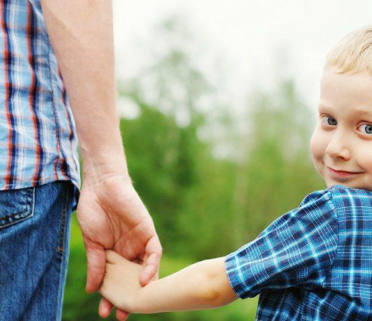 """""""Ich bin alleinerziehender Vater –und das mit Herz und Seele!"""""""