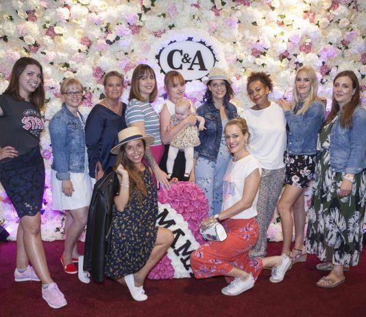 Styling für jede Figur: Bei unserem 2. Fashionbrunch mit C&A bekamen 10 Mamas einen neuen Look (und so viele Geschenke!)