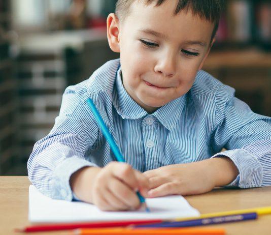 Schluss mit abgebrochenen Stiften und Buntstiftspänen! Meine Lösung zum Schulstart