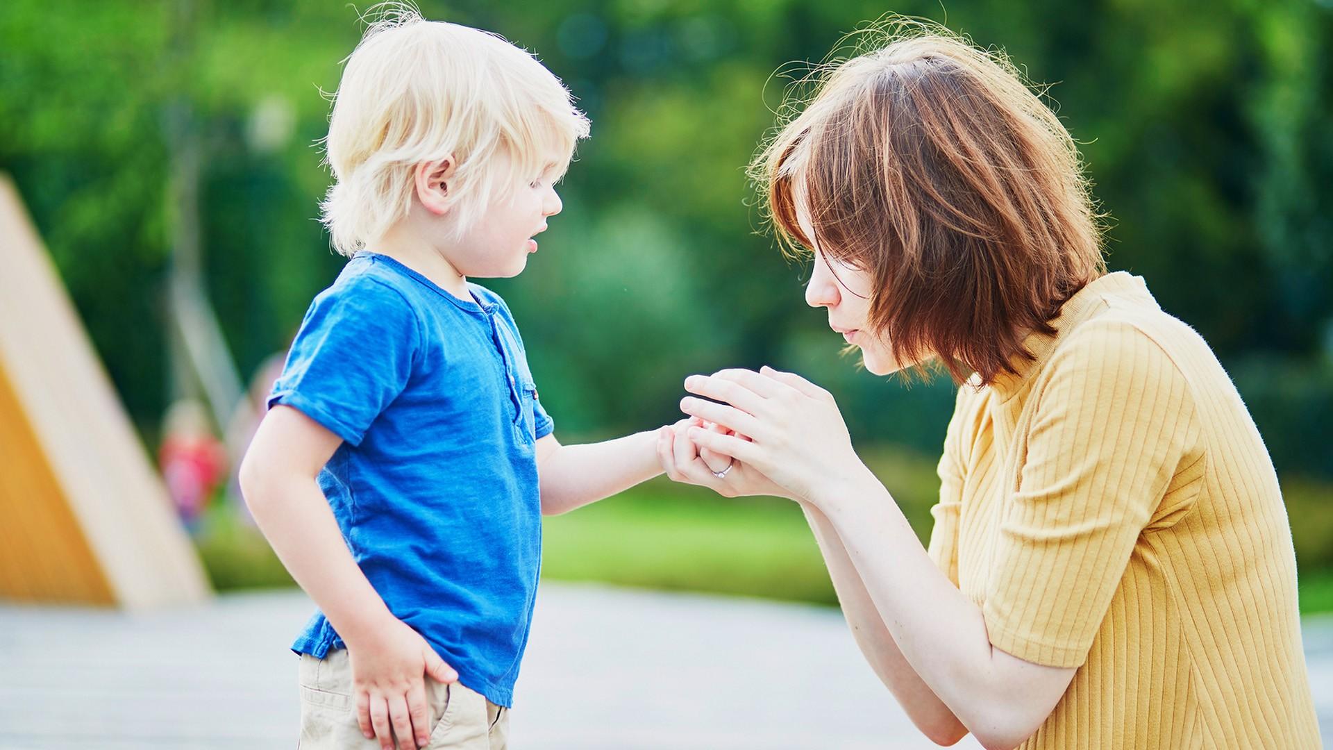 Mama spritzen Golle Blas-Job-Tipps