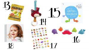 Geschenkideen für Adventskalender Teil 3