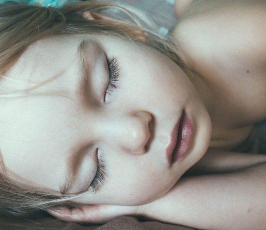 Wenn ich dir beim Schlafen zusehe, ist meine Welt wieder in Ordnung
