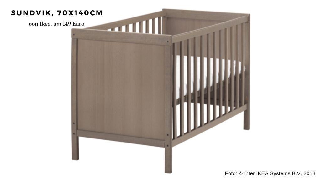 Bett für das Kinderzimmer
