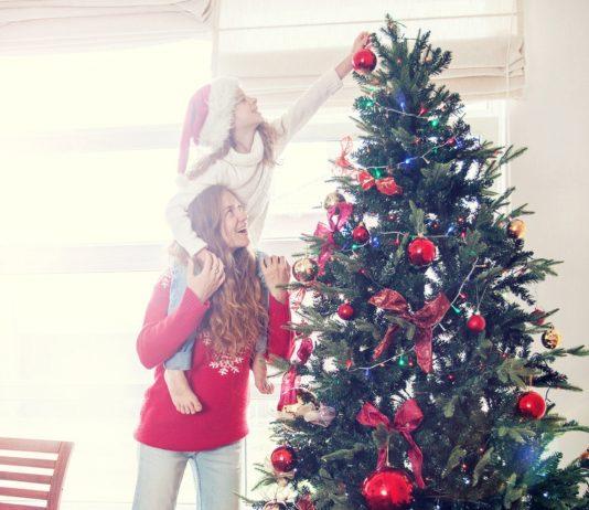 Studie: Wer jetzt schon mit der Weihnachts-Deko anfängt, ist glücklicher!