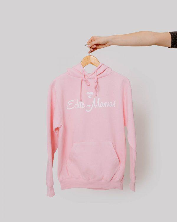 Echte Mamas Pullover rosa