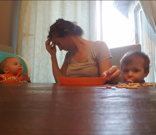 """""""Hättest du gedacht, dass das Leben als Mama so sein würde?"""""""