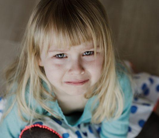 Mein Kind soll lernen, dass Weinen kein Zeichen von Schwäche ist