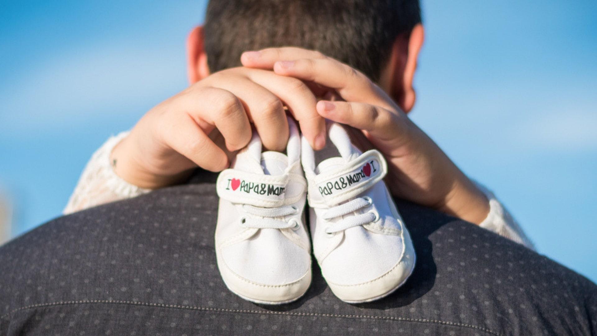 Mitteilen schwangerschaft mann Schwangerschaft verkünden