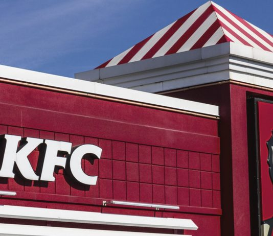 Kentucky Fried Chicken-Filiale