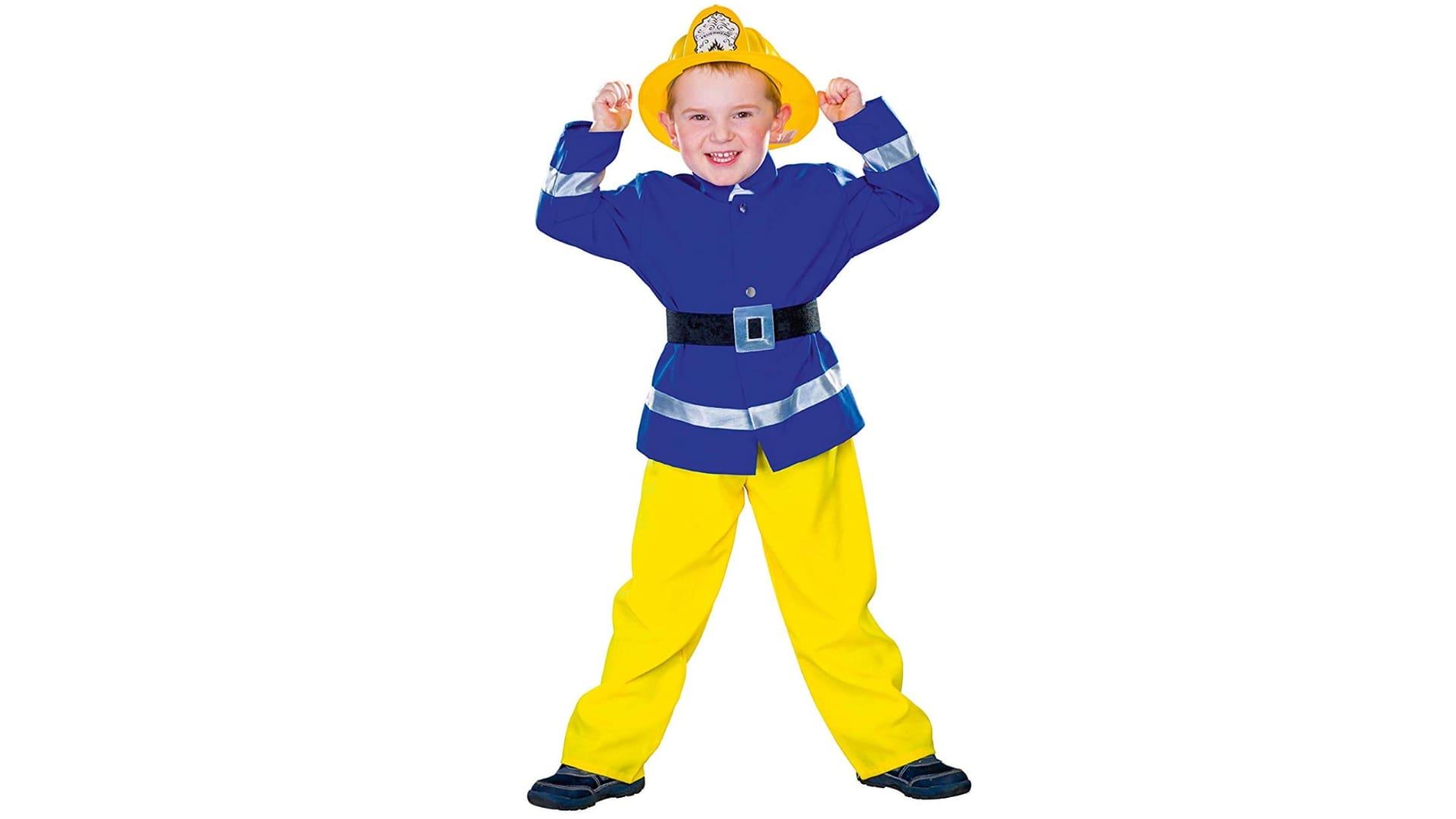 Feuerwehrmann Sam Kostüm