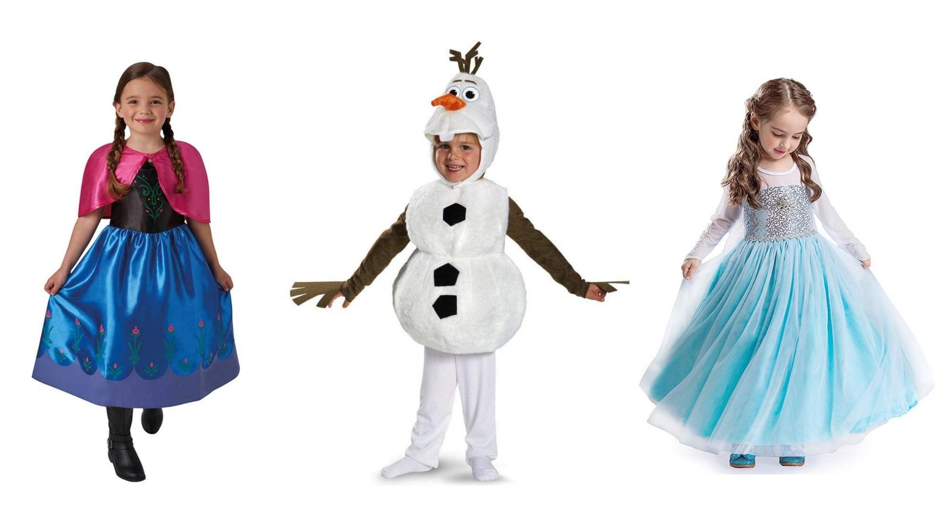 Kostüme von Frozen