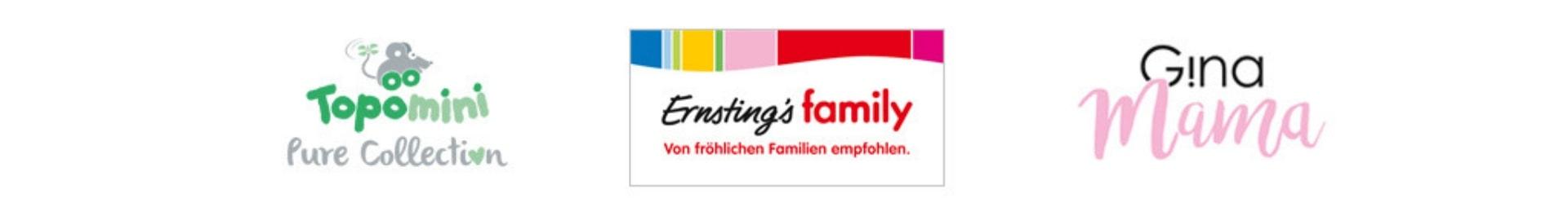 Logos Ernstings Family