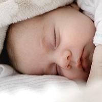 baby schläft 1x1