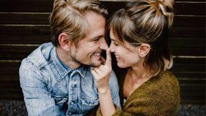 Isabell Horn mit Freund Jens Ackermann