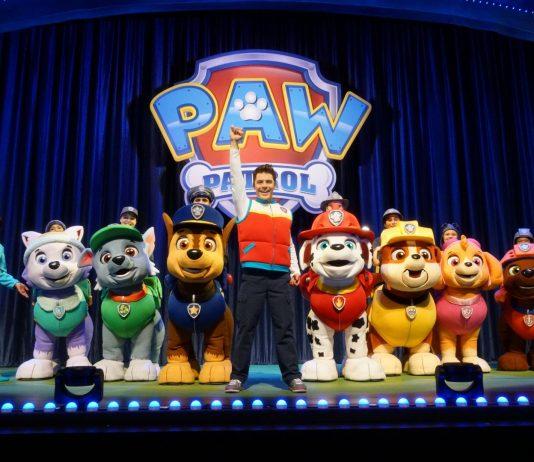 Paw Patrol Live